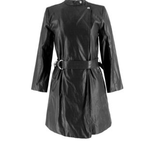 ALEXANDER MCQUEEN for TARGET Black Trench size M